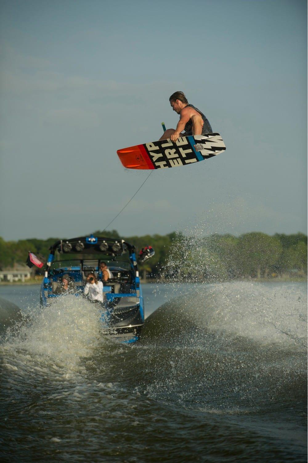 Equipo wakeboard de JD Webb 2